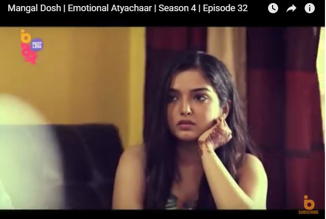 Amrapali Dubey in Emotional Atyachaar