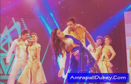 Watch Amrapali dubey's performance in IBFA  2016