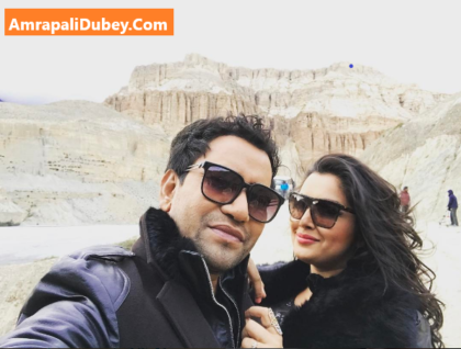 Amrapali Dubey to leave for London after Nepal for Nirahua Chalal London