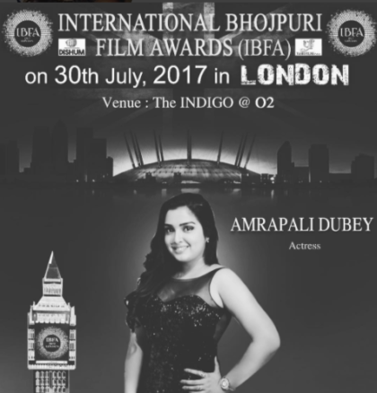 International Bhojpuri Film Awards London: A new chapter in Bhojpuri Cinema