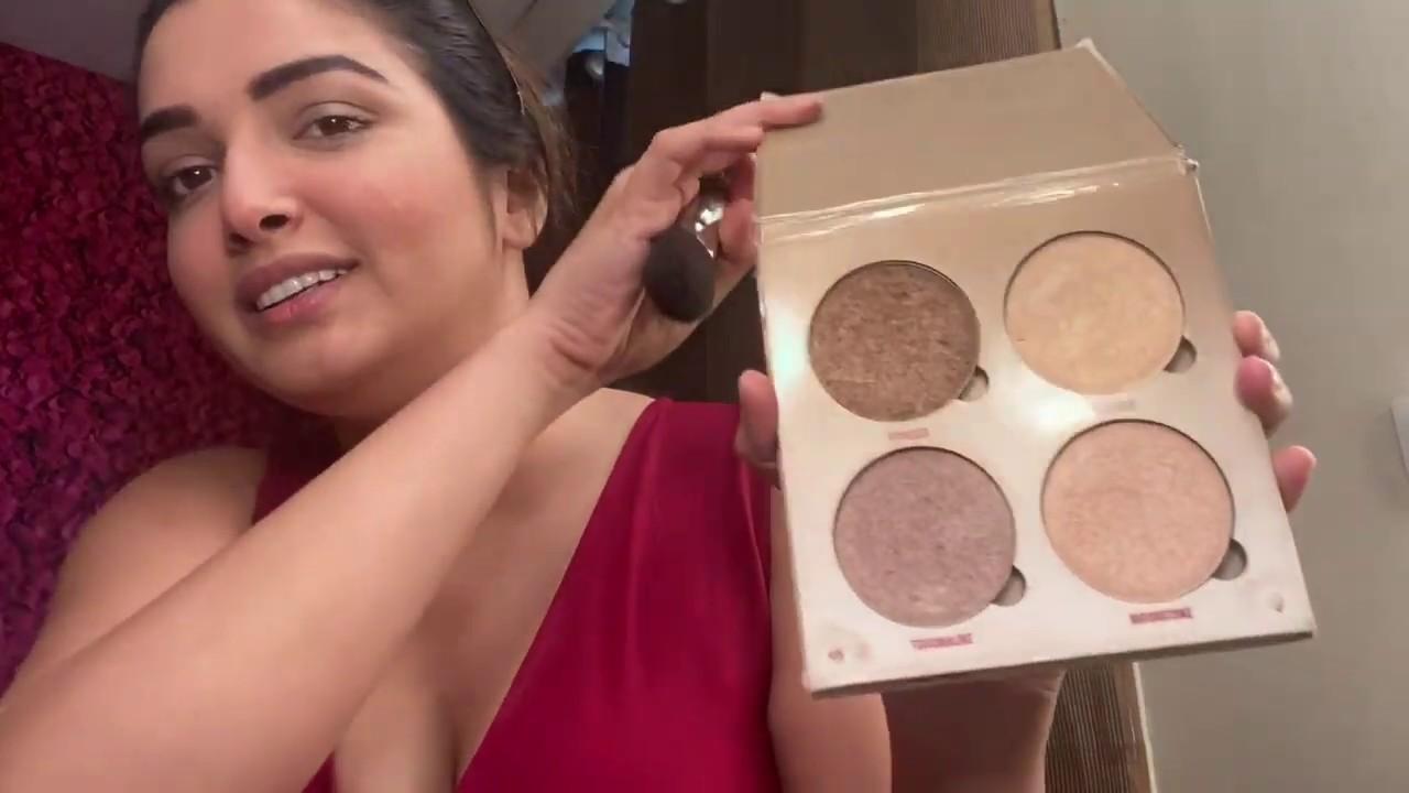 Amrapali Dubey Talks about Grooming Tips - लड़कियों के लिए ख़ास विडीओ