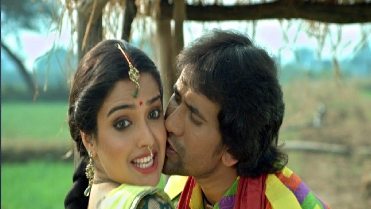 """नई झूलनी के छैइया"" Video Song Amrapali Dubey & Dinesh Lal Yadav 'Nirahua'"