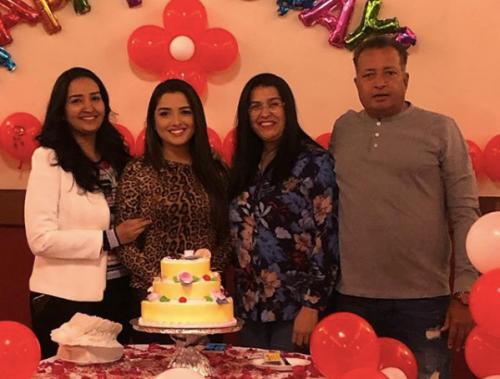 Amrapali Dubey Birthday 2019 1