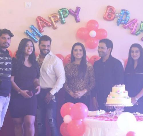Amrapali Dubey Birthday 2019 8