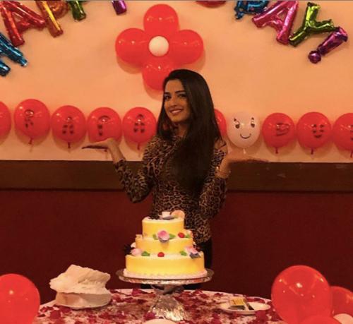 Amrapali Dubey Birthday 2019